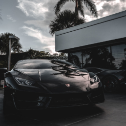 Palm Dreams Lamborghini Miami