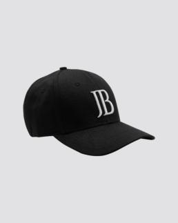 Boulevard Basecap Black